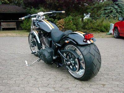Harley Davidson Sportster  Umbauten